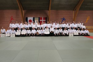 Aikido Easter Camp Denmark 2016