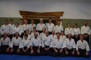 Training Camp Sakura Aikikai – Rémi Delcos 2017